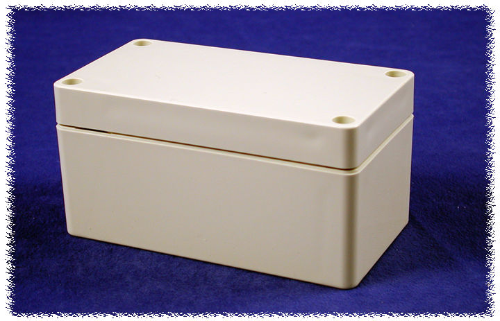 1554D2GY - 1554 Series Enclosures