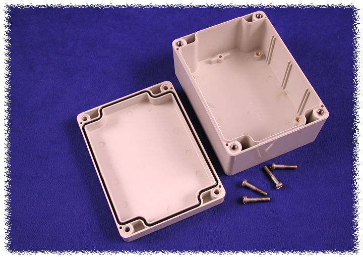 1554F2GY - 1554 Series Enclosures