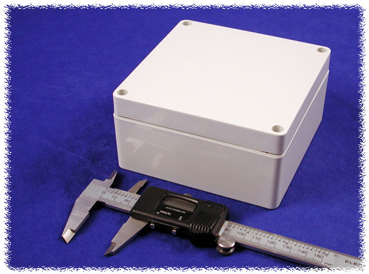 1554NGY - 1554 Series Enclosures