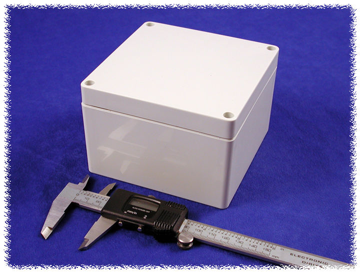 1554PGY - 1554 Series Enclosures