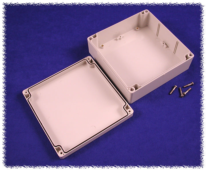 1554R2GY - 1554 Series Enclosures