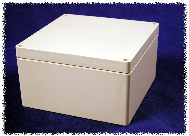 1554S2GY - 1554 Series Enclosures