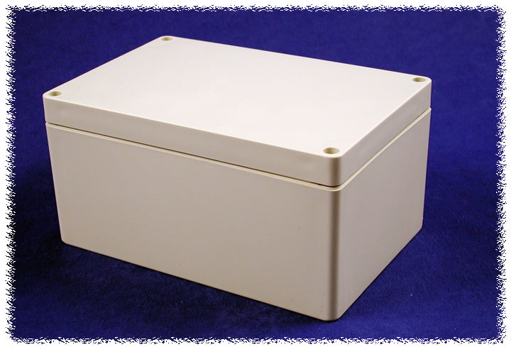 1554T2GY - 1554 Series Enclosures