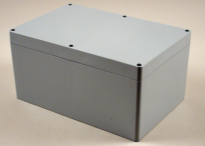 1554VB2GY - 1554 Series Enclosures