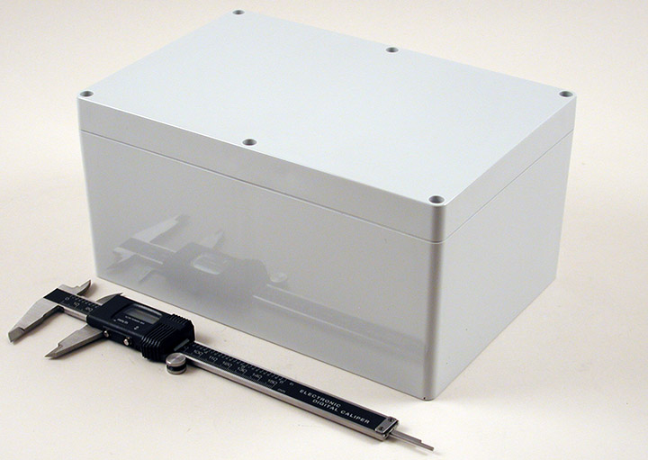 1554VBGY - 1554 Series Enclosures