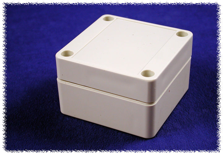 1555B2GY - 1555 Series Enclosures