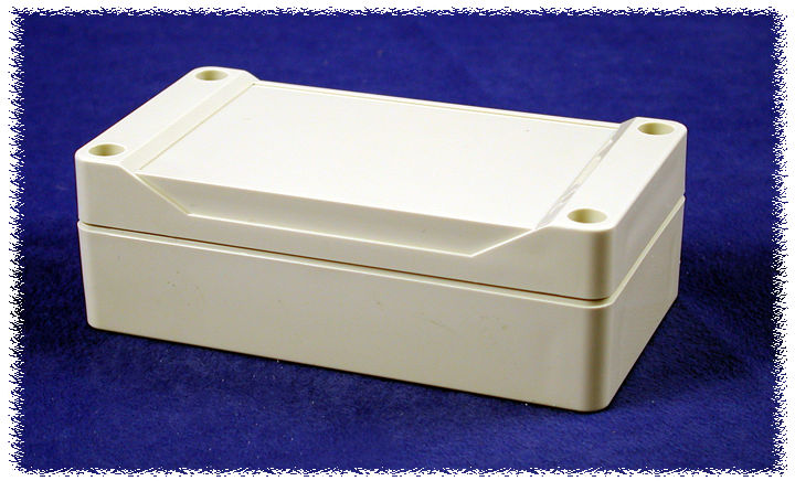 1555C2GY - 1555 Series Enclosures
