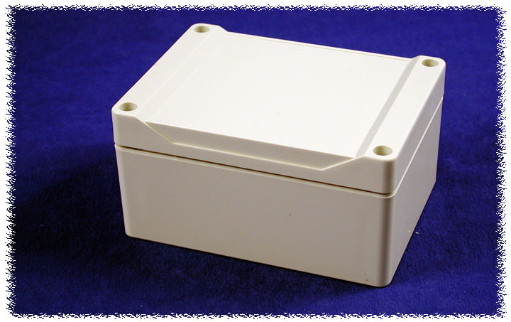 1555F2GY - 1555 Series Enclosures