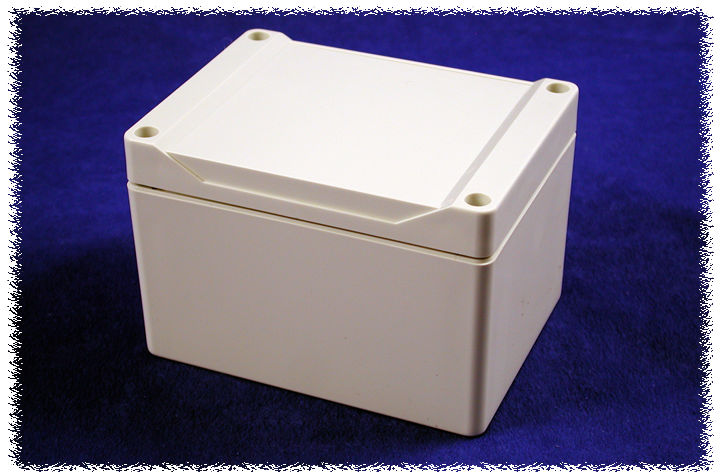 1555G2GY - 1555 Series Enclosures