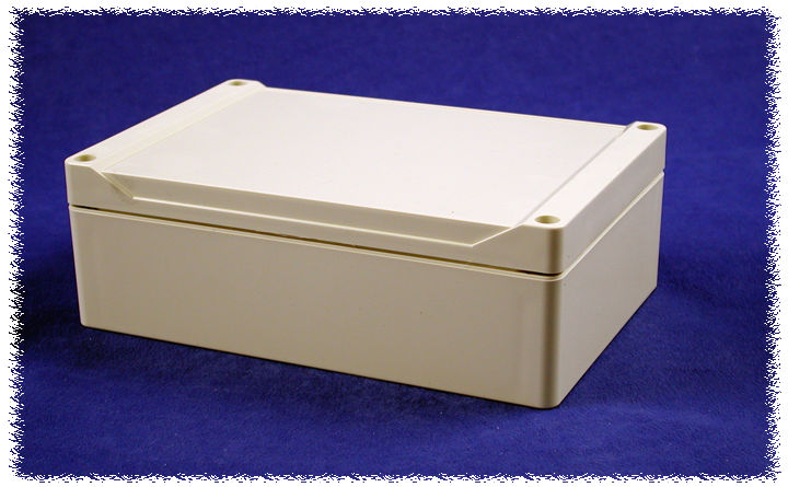 1555H2GY - 1555 Series Enclosures