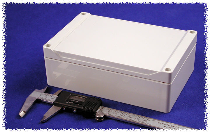 1555HGY - 1555 Series Enclosures