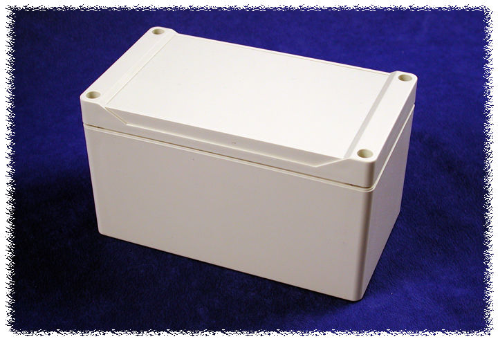 1555K2GY - 1555 Series Enclosures