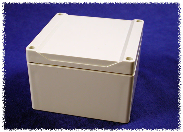 1555P2GY - 1555 Series Enclosures