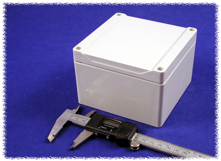 1555PGY - 1555 Series Enclosures