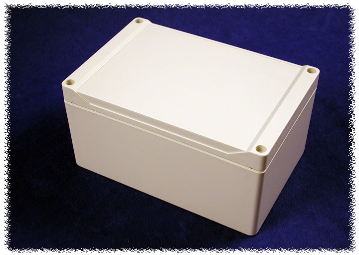 1555T2GY - 1555 Series Enclosures