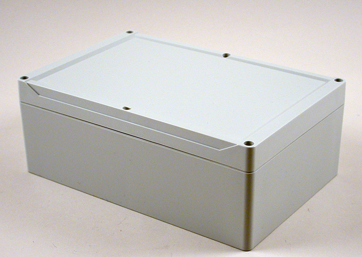 1555VA2GY - 1555 Series Enclosures