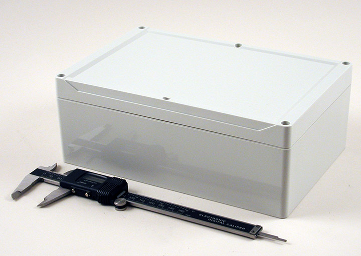 1555VAGY - 1555 Series Enclosures