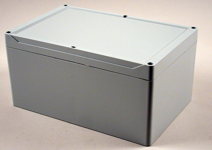 1555VB2GY - 1555 Series Enclosures