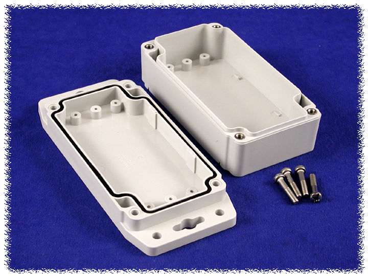 1555C2F22GY - 1555F Series Enclosures