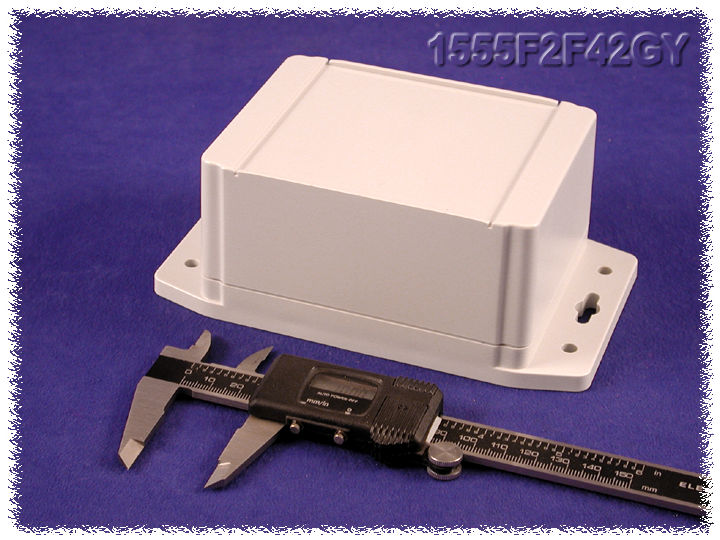 1555FF42GY - 1555F Series Enclosures