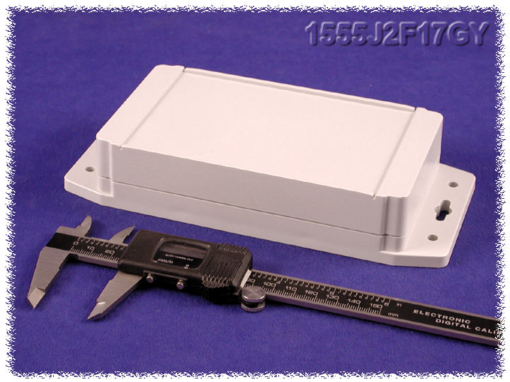 1555JF17GY - 1555F Series Enclosures
