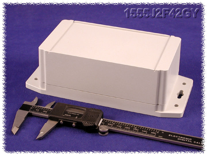 1555JF42GY - 1555F Series Enclosures