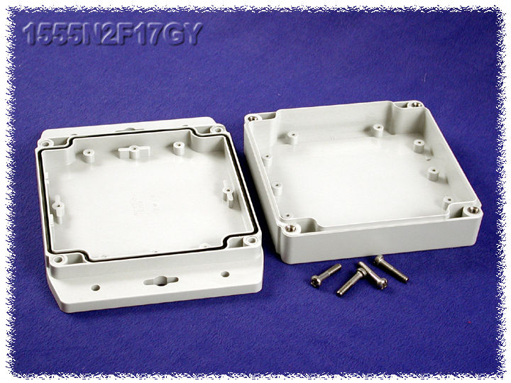 1555N2F17GY - 1555F Series Enclosures