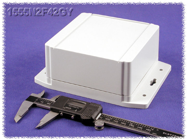 1555NF42GY - 1555F Series Enclosures