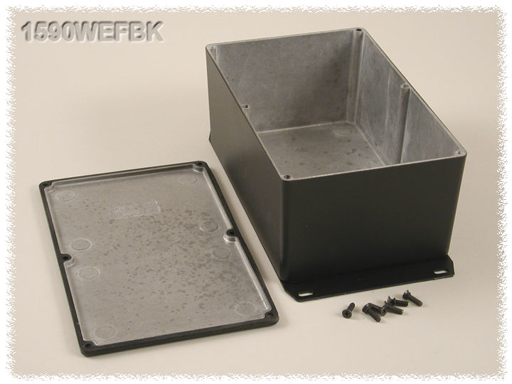 1590WEFBK - 1590 Series Enclosures