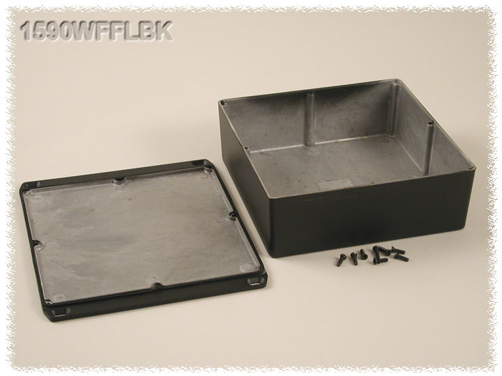 1590WFFLBK - 1590 Series Enclosures