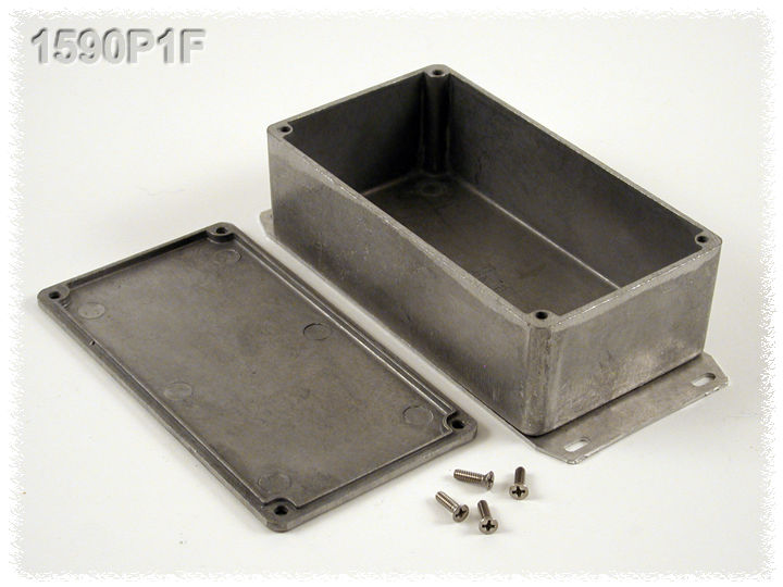 1590P1F - 1590 Series Enclosures