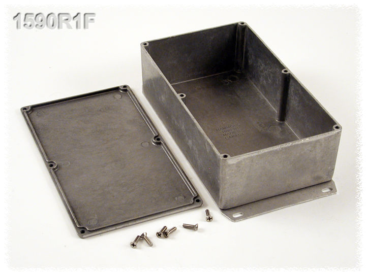 1590R1F - 1590 Series Enclosures