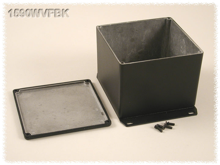 1590WVFBK - 1590 Series Enclosures