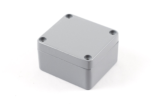 1590Z061GY - 1590Z Series Enclosures