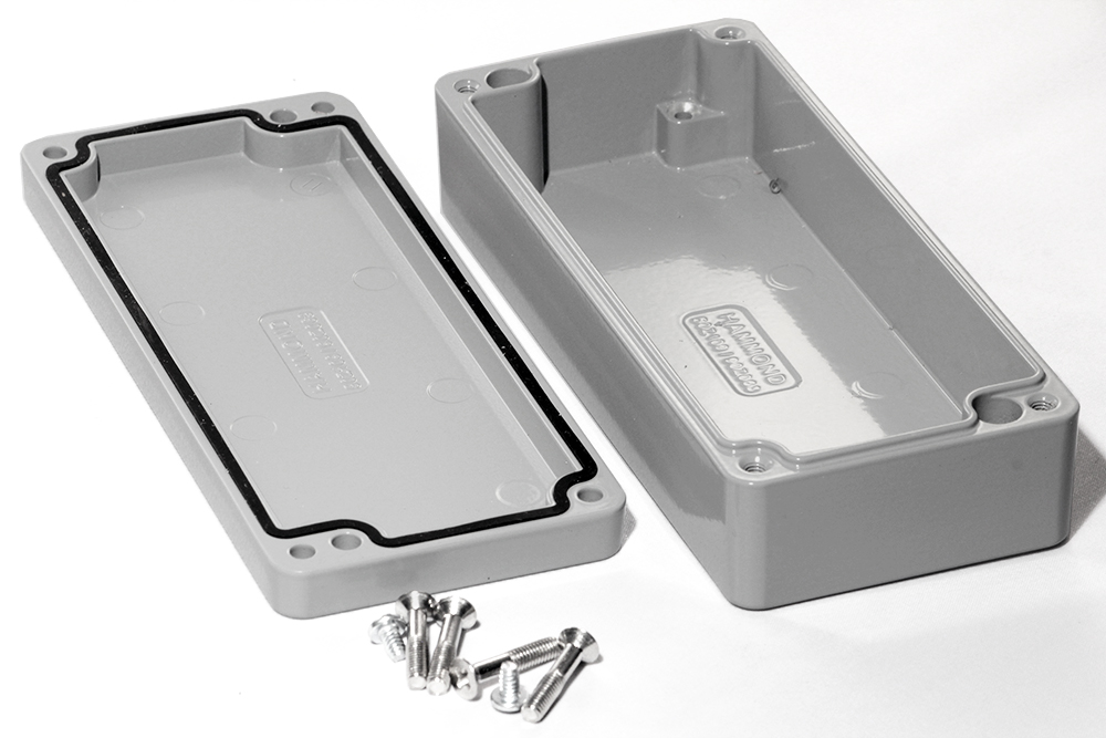 1590Z063GY - 1590Z Series Enclosures