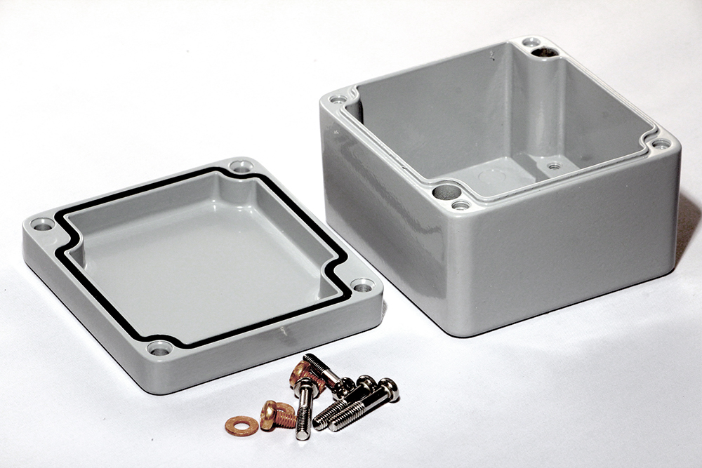 1590Z100GY - 1590Z Series Enclosures