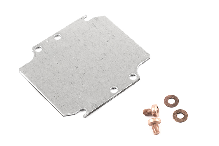 1590Z100PL - 1590Z Series Enclosures Inner Plates
