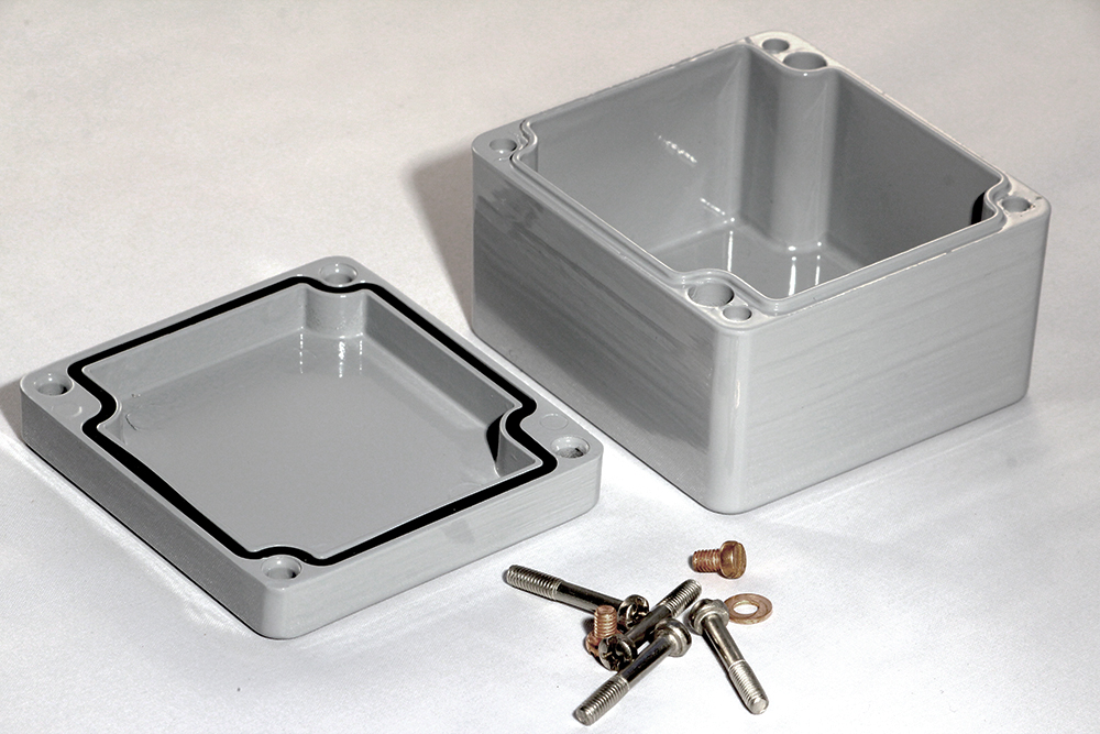 1590Z110GY - 1590Z Series Enclosures