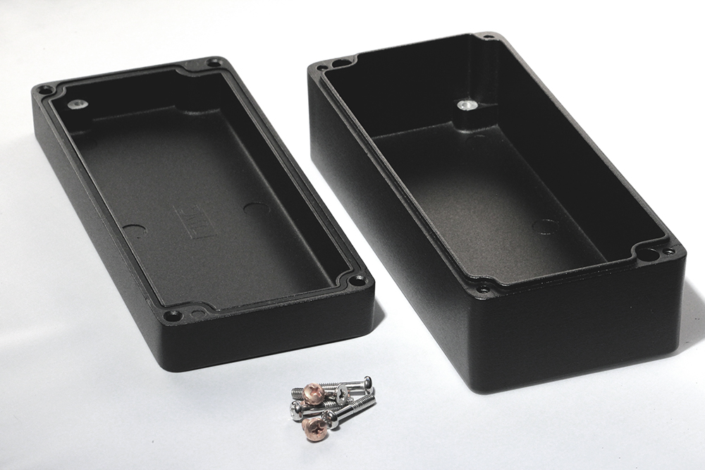 1590Z135BK - 1590Z Series Enclosures