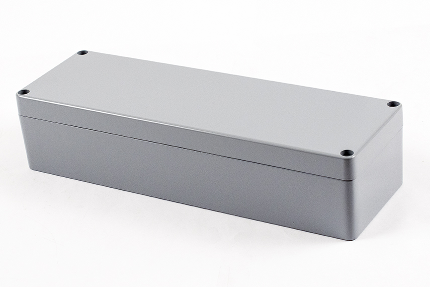 1590Z140GY - 1590Z Series Enclosures