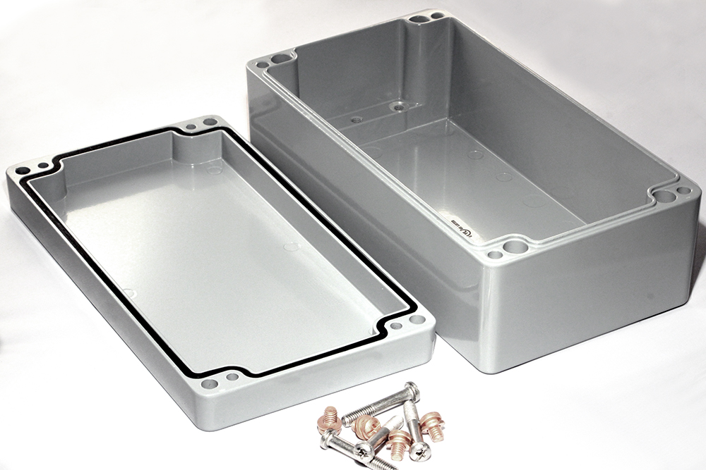1590Z150GY - 1590Z Series Enclosures
