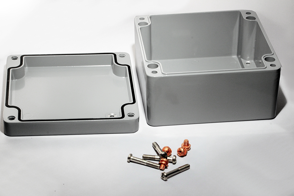 1590Z160GY - 1590Z Series Enclosures