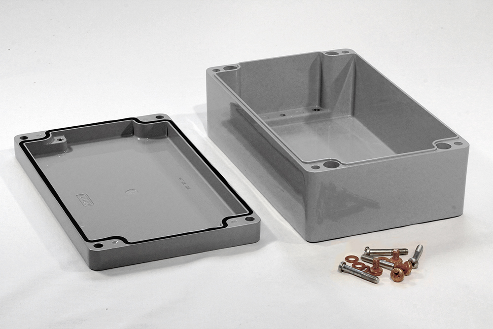 1590Z162GY - 1590Z Series Enclosures