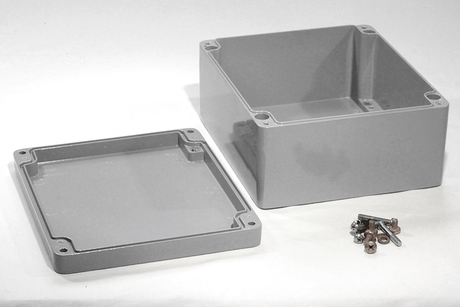 1590Z231GY - 1590Z Series Enclosures