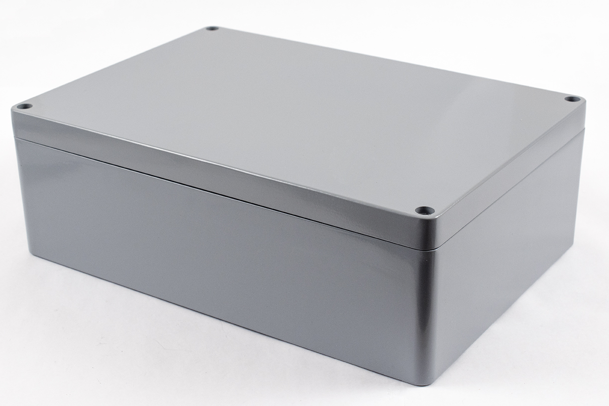 1590Z235GY - 1590Z Series Enclosures