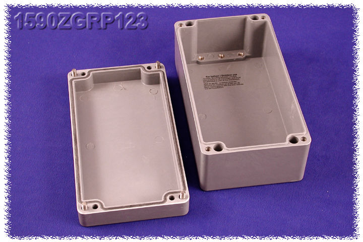 1590ZGRP123 - 1590ZGRP Series Enclosures