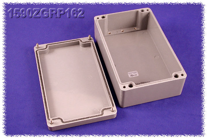 1590ZGRP162 - 1590ZGRP Series Enclosures