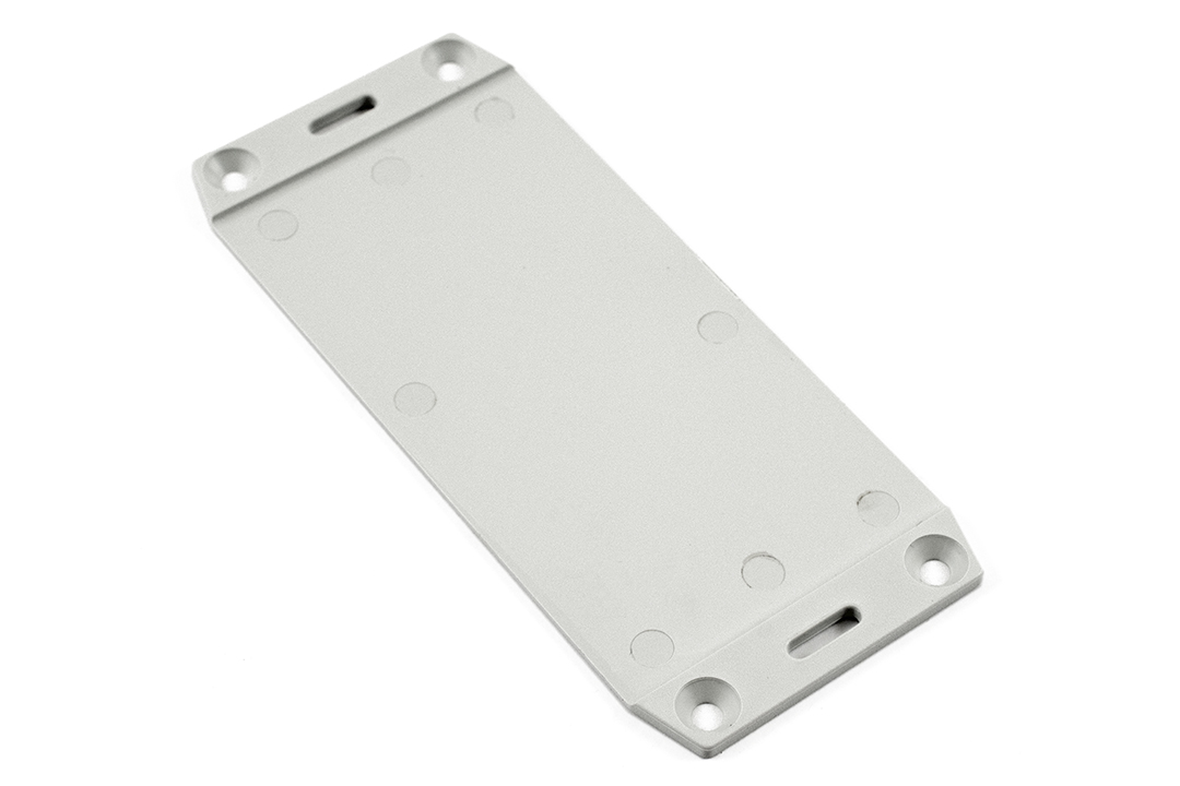 1591FBGY - 1591-Flange Series ABS Plastic Flanges