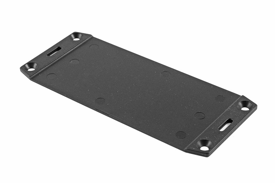 1591FCBK - 1591-Flange Series ABS Plastic Flanges