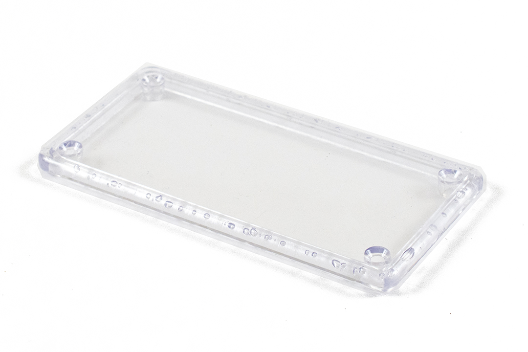 1591AC - 1591 Series Enclosures Clear Lid